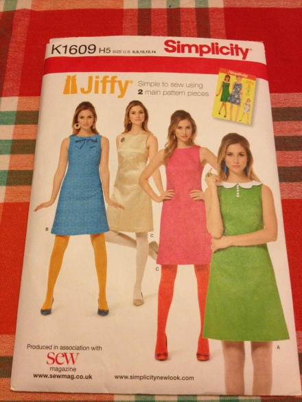 Free pattern from Sew Magazine